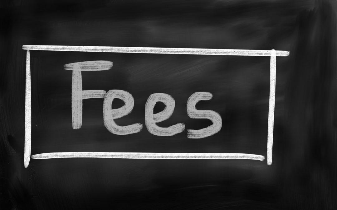 On Fees vs. Taxes